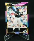 1992 Kenner Starting Lineup Extended Cards #8 Frank Thomas