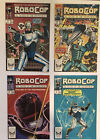 1990 Topps Robocop 2 Trading Cards 30