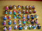 Fisher Price lot of 40 Different Little People Figures In great condition
