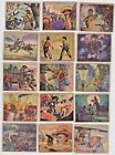 1949 Bowman Wild West Trading Cards 11