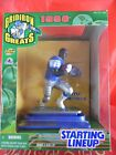 Kenner Starting Lineup 1998 GRIDIRON GREATS Barry Sanders Fig LIONS 6 in