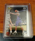Vince Carter Cards and Autographed Memorabilia Guide 23