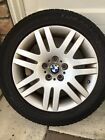 BMW 745 750 7 Series 2002 2008 18 Inch OEM Wheels Rims Tires Qty 4