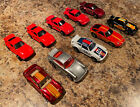 Vintage Matchbox and Hot Wheels Porsches Lot Of 10