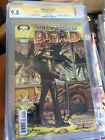 Walking Dead #1 CGC 9.8 Ss Signed Both Kirk man And Tony Sketched