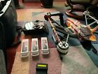 YUNEEC TYPHOON Q500 4K QUADCOPTER DRONE WITH CGO3 CAMERA CASE  EXTRAS
