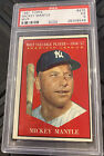 Comprehensive Guide to 1960s Mickey Mantle Cards 52