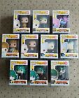 Funko Pop! One-Punch Man - Complete Set (w Free Protectors)