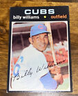 Billy Williams Cards, Rookie Card and Autographed Memorabilia Guide 5
