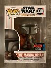 FUNKO POP STAR WARS THE MANDALORIAN 330 2019 FALL CONVENTION SHARED EXCLUSIVE