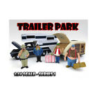 Trailer Park Figure Set of 4 Pieces For 124 Scale Diecast Model Cars by Amer