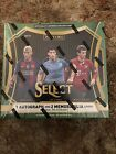 2016-17 Panini Select Soccer Hobby Box Factory Sealed