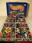Vintage 48 Hot Wheels Case with Johnny Lightning Funny Cars  Hot Wheels Cars