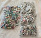 4lbs large lot Beads and Charms  more ships from US