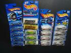Hot Wheels 65 1965 Mustang Convertible LOT x18 Spangled