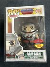 Funko Pop SDCC 2018 Toy Tokyo Exclusive Masters Of The Universe MotU Ram Man 658
