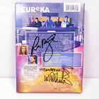Eureka Season 4.5 Signed Autograph By Wil Wheaton and Felicia Day