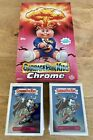 2013 GARBAGE PAIL KIDS CHROME 1 110 CARD SLEEVED SET + LOST + HOBBY BOX