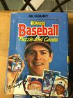 1988 DONRUSS BASEBALL CARDS UNOPENED WAX BOX 36 PACKS FROM MY CASE 540 CARDS