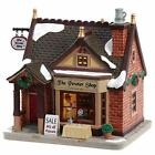 Lemax Village Collection The Pewter Shop #85378
