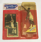 """Vtg 1993 Starting Lineup Larry Johnson 6.5"""" Sports Figure with Collector Cards"""