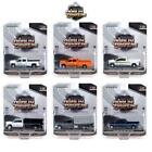 Greenlight 46060 Dually Drivers Series 6 Complete Set of 6 Diecast Trucks 164