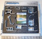 APC Automatic Pool Cover Inc Sample Kit for Covers and Extrusions