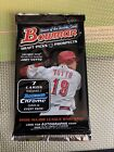 2008 Bowman Chrome Draft Picks And Prospects Pack