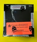 2018 Rittenhouse Game of Thrones Season 7 Factory Sealed Archive Box Both A & B