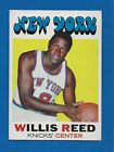 Willis Reed Rookie Card Guide and Checklist 16