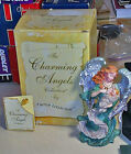 4E Boyds Bears Charming Angels Ariella And Child #28219 Motherhood MIB Charm