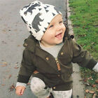 Cartoon Animal Baby Toddlers Comfort Outdoor Beanie Cap Lovely HS3