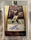 2016 Panini Super Bowl 50 Private Signings Football Cards 6