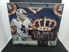 2016 Panini Crown Royale NFL Football Retail Box - Brand New Factory Sealed