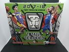 2017-18 Panini Totally Certified Hobby Box - Brand New Factory Sealed