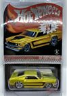 HOT WHEELS RLC 69 FORD MUSTANG HTF LTD to 4000NICER THAN SUPER THS