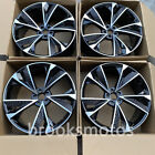 21 RS7 BLACK STYLE WHEELS RIMS FITS AUDI 2007 2016 S5 2010+ RS4 RS5 21X9 ET25