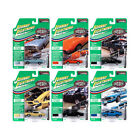 Muscle Cars USA 2020 Set A of 6 Cars Release 3 Muscle Car amp Corvette Nati