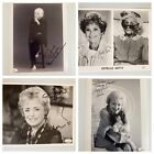 The Golden Girls Cast - (4) Signed Autograph 8x10 Photos JSA - FREE PRIORITY S&H