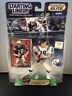 2000 Starting Lineup Elite Peyton Manning Indianapolis Colts W/exclusive Card