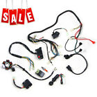 Full Electrics Wire Harness CDI Coil GY6 150cc ATV Quad Buggy Go kart