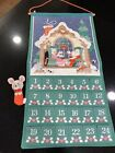 Vintage Avon 1987 Countdown to Christmas Advent Calendar with Mouse Rare