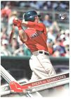 2017 Topps Baseball Retail Factory Set Rookie Variations Gallery 16