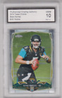 Complete Blake Bortles Rookie Card Gallery and Checklist 58