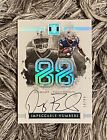2016 Impeccable Seasons Dez Bryant On Card Auto #10 88 Cowboys