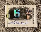 2016 Impeccable Seasons Kurt Warner On Card Auto #3 6 Rams