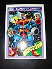 1990 Impel Marvel Universe Trading Cards 122