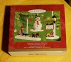 Hallmark Ornament: Victorian Christmas Memories- Thomas Kinkade - Set of 3- 2001