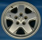 Jeep Liberty 2002 2007 Used OEM Wheel 16x7 Factory 16 Rim SILVER