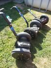 3 Segway i2 with keys all have dead batteries for parts or repair